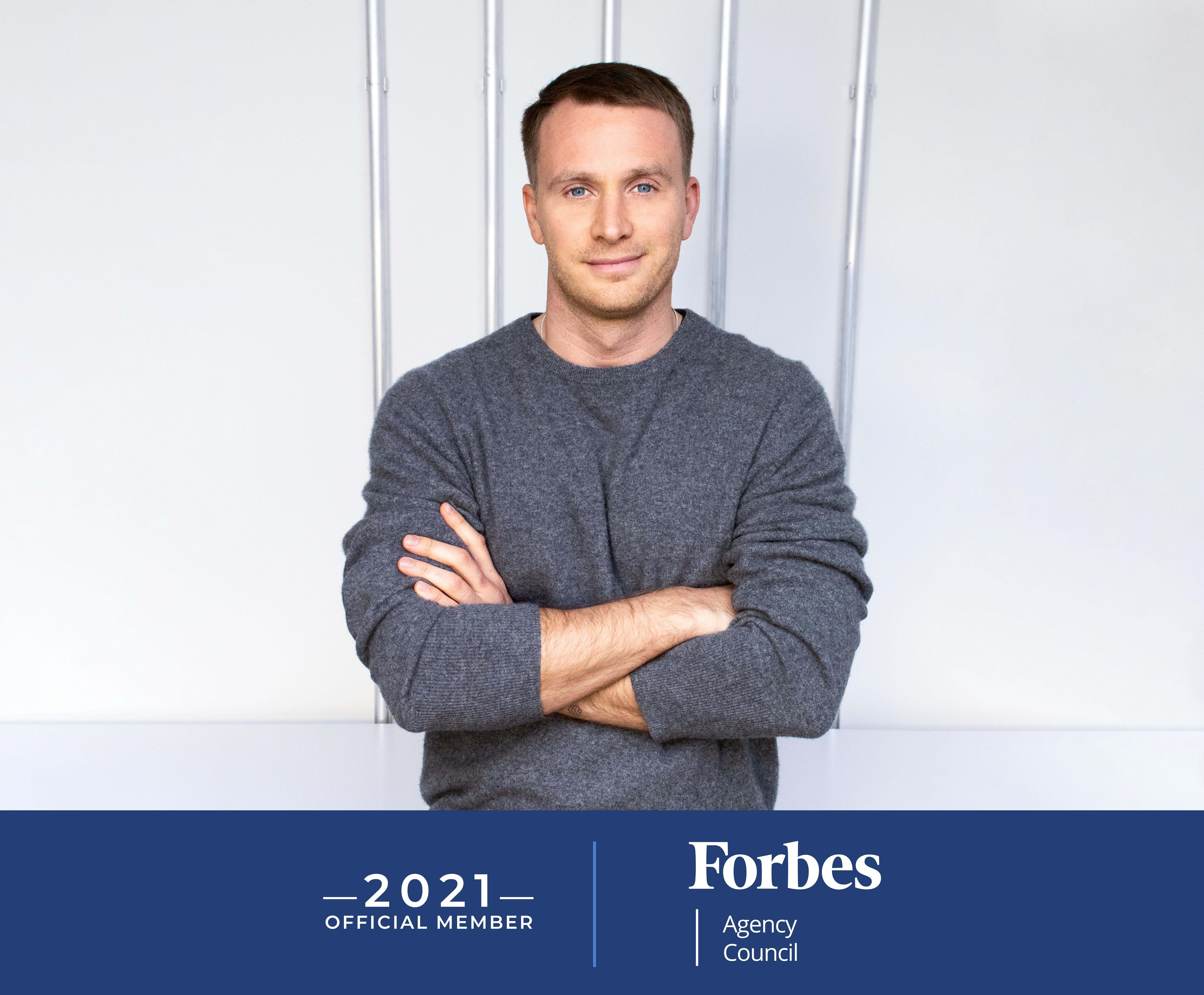 Christoph Kastenholz | Forbes Agency Council 2021 | Pulse Advertising