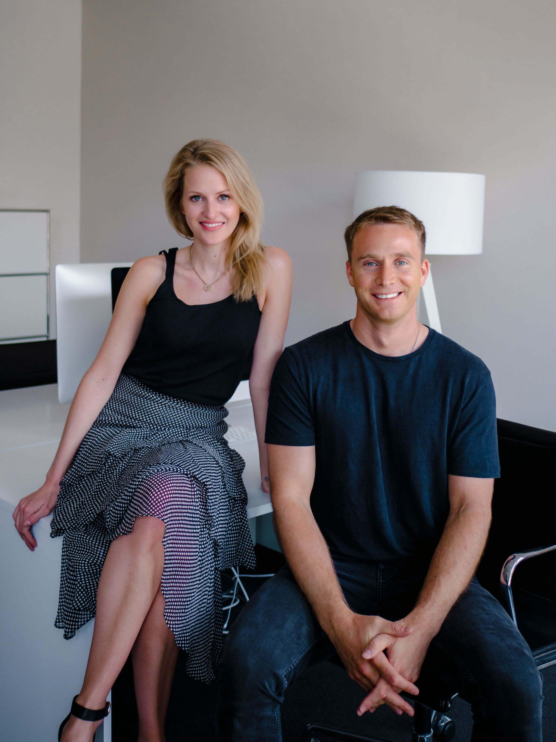 Lara Daniel & Christoph Kastenholz | CEO & Co-Founder of Pulse Advertising