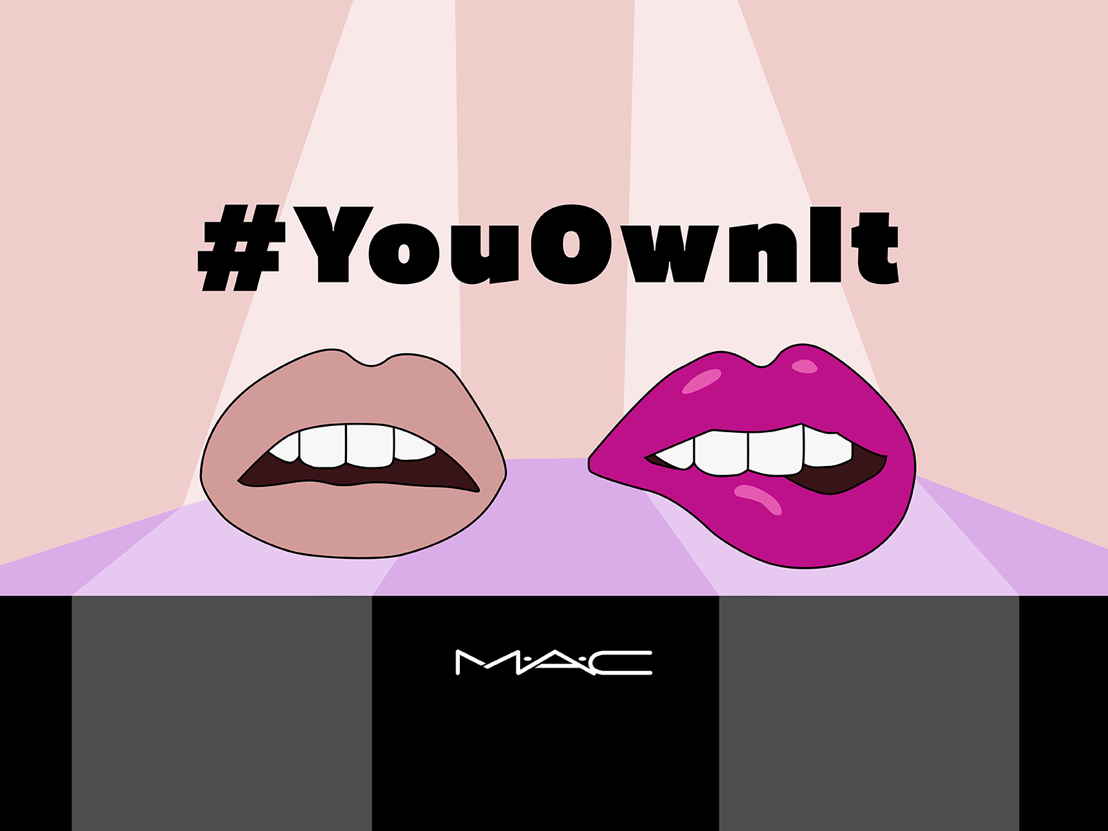 MAC Cosmetics | #YouOwnIt | TikTok | Pulse Advertising